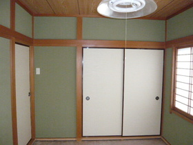 メゾンカルム 302号室