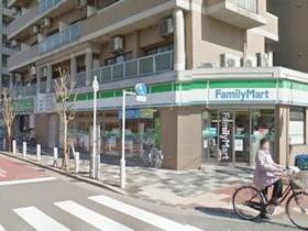 ファミリーマート赤羽駅南店
