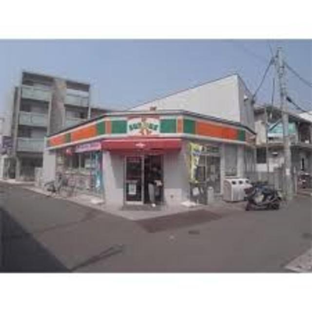 サンクス阪神青木駅前店