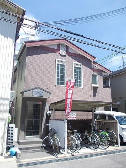 神戸市東灘区深江本町2丁目の賃貸アパート