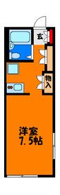 ペット可物件☆広めの洋室です!