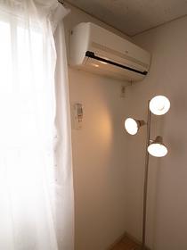 エアコン完備で暑い夏を乗り切れ!