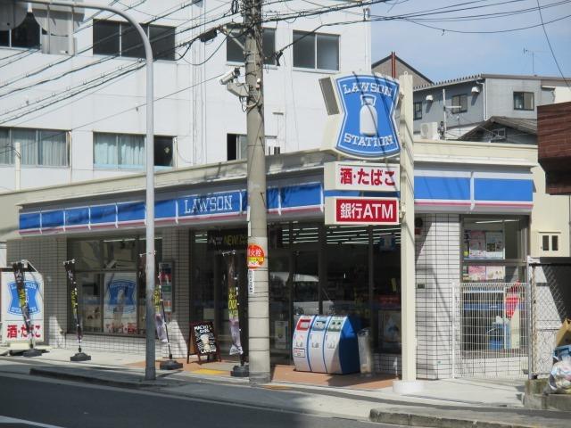 ローソン中崎二丁目店