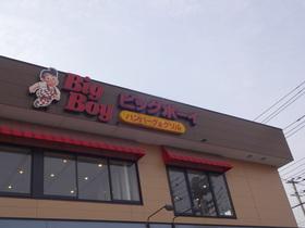ビッグボーイライフガーデン新浦安店