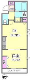 仮)仲六郷1丁目メゾン 301号室