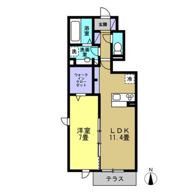 LDK11.4帖・洋室7帖