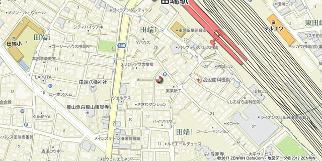 サンクス田端駅前店