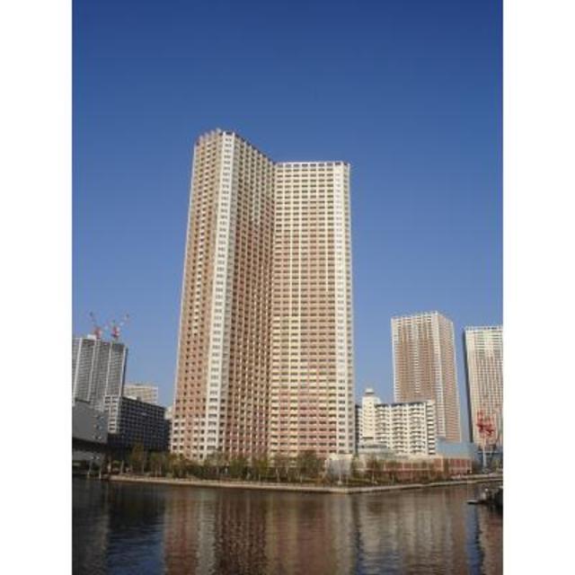 芝浦アイランド ケープタワーの間取り画像