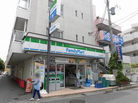 ファミリーマート原木中山駅前店