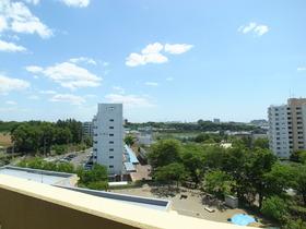6階からの眺めはサイコー☆