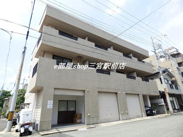 神戸市東灘区魚崎北町2丁目の賃貸アパート