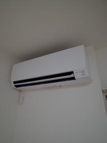 エアコンで毎日快適ですよ!