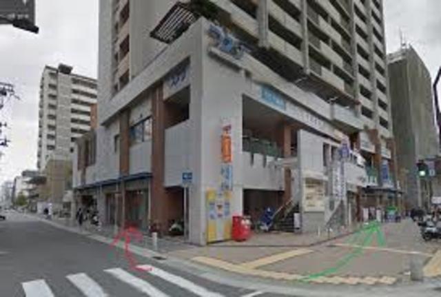 ゆうちょ銀行大阪支店神戸市営地下鉄妙法寺駅内出張所