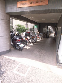 ☆自転車置場☆