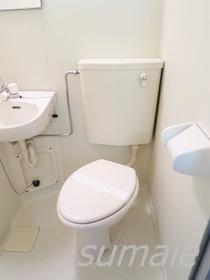 綺麗なトイレです♪