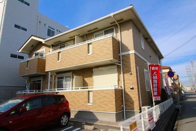 神戸市西区森友1丁目の賃貸アパート