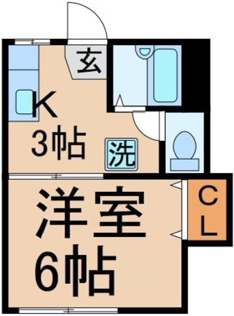 洋6帖 K3帖