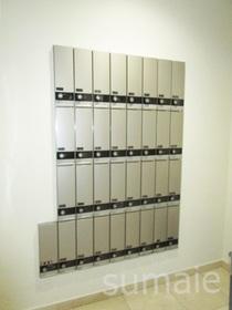 郵便ボックスです☆