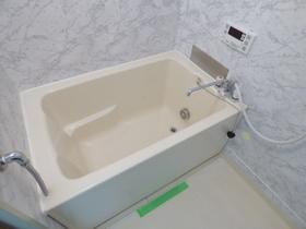 追炊き付き浴室