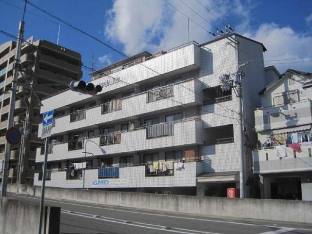 神戸市灘区岩屋北町2丁目の賃貸マンション