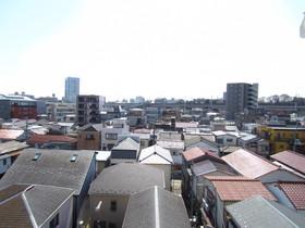 5階なので眺めはすばらしいですよ!