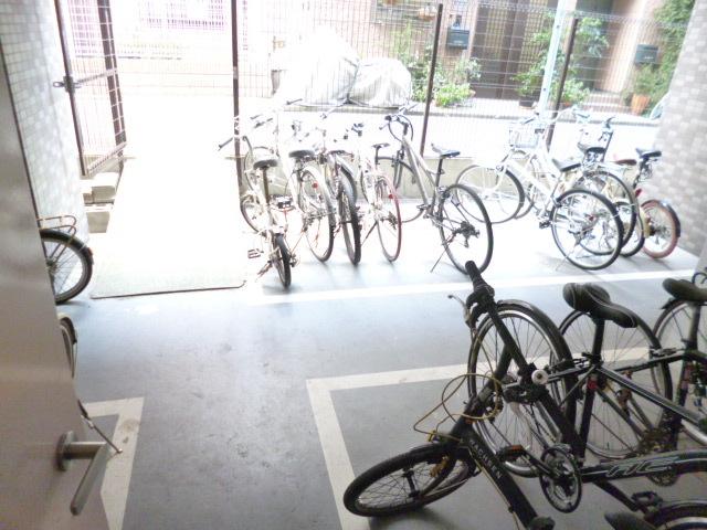 スカイコート日本橋第3駐車場
