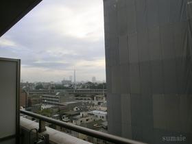 8階からの眺望になります☆