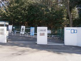 横浜国立大学 南通用門
