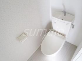 ウォシュレット付のトイレです♪