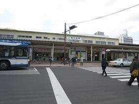 JR総武線 新小岩駅