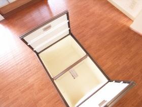 キッチンに床下収納もあります!