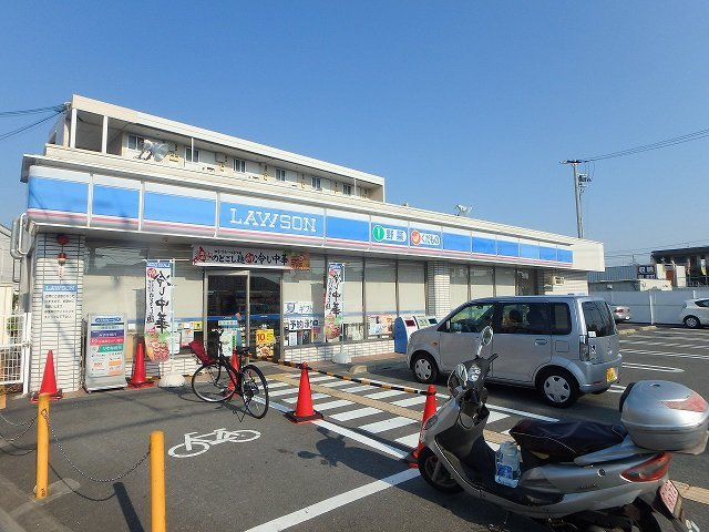 ローソン 加茂2丁目店