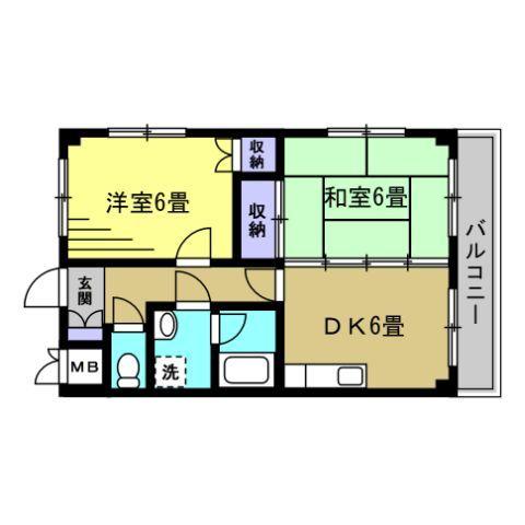 DK6 洋6 和6