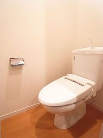 とってもキレイなトイレです!