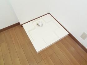 洗濯機は室内に置けます!