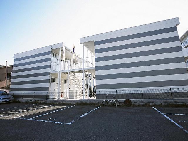 神戸市垂水区福田5丁目の賃貸アパート