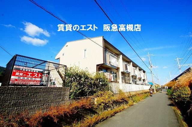 大阪府高槻市神内アパート