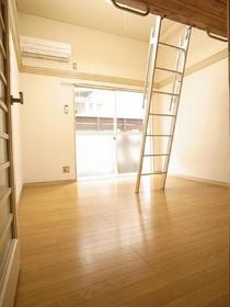 天井が高いのもロフト物件のメリット。
