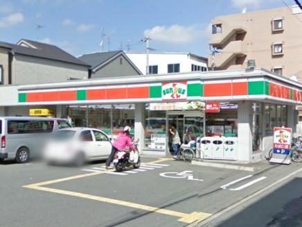 サンクス東大阪俊徳町店