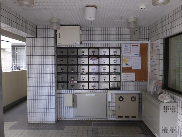 スカイコート武蔵小杉第4共用設備
