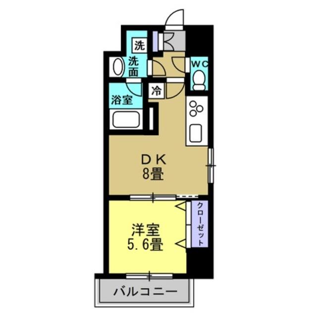 DK8 洋室5.6