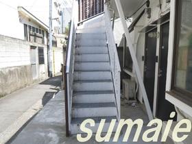 共用階段です☆