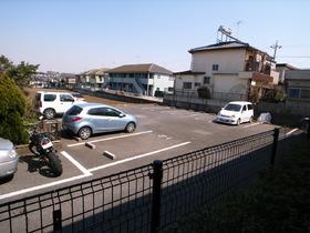 うれしい敷地内駐車場☆