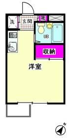 大井ハイツ 302号室