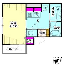 ハーモニーRK 302号室