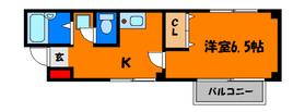 1フロア2部屋の好設計☆