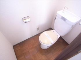 トイレも綺麗に清掃済みです!!