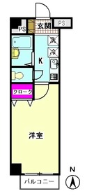 グレースコートKM 103号室