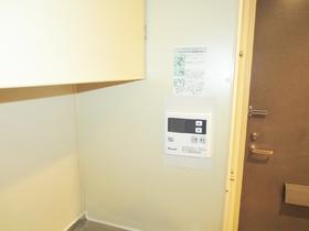 給湯設備も整っております。