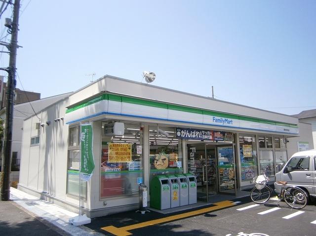 ファミリーマート箕面市役所前店